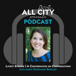 All City Presents a Conversation with Stephanie Spencer