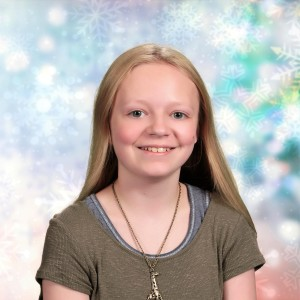 An Interview With 8th Grader Lillian Kay VanHouten - Daughter Of A Gastroparesis Patient And Advocate - March 2018