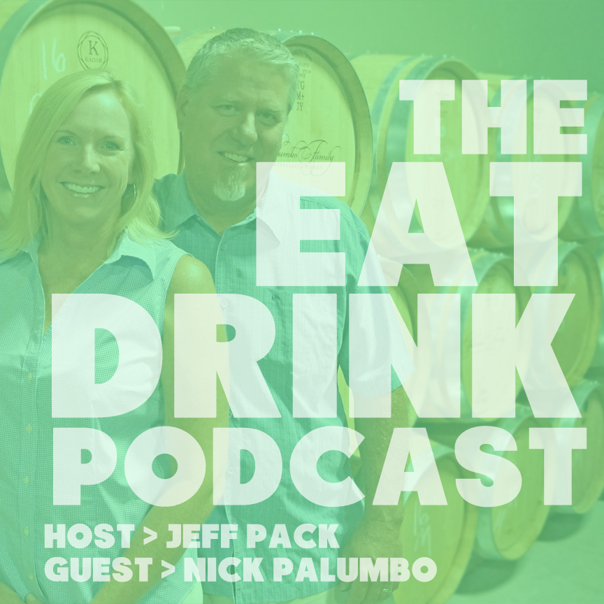 EAT/DRINK Podcast: Nick Palumbo