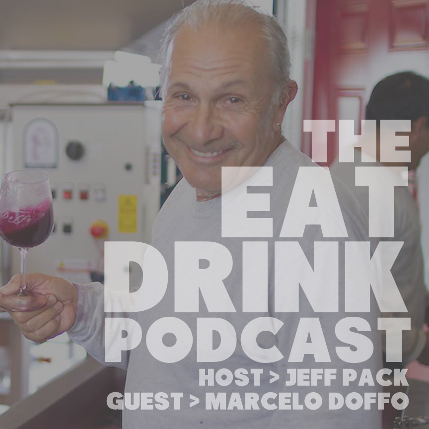 EAT/DRINK Podcast: Marcelo Doffo