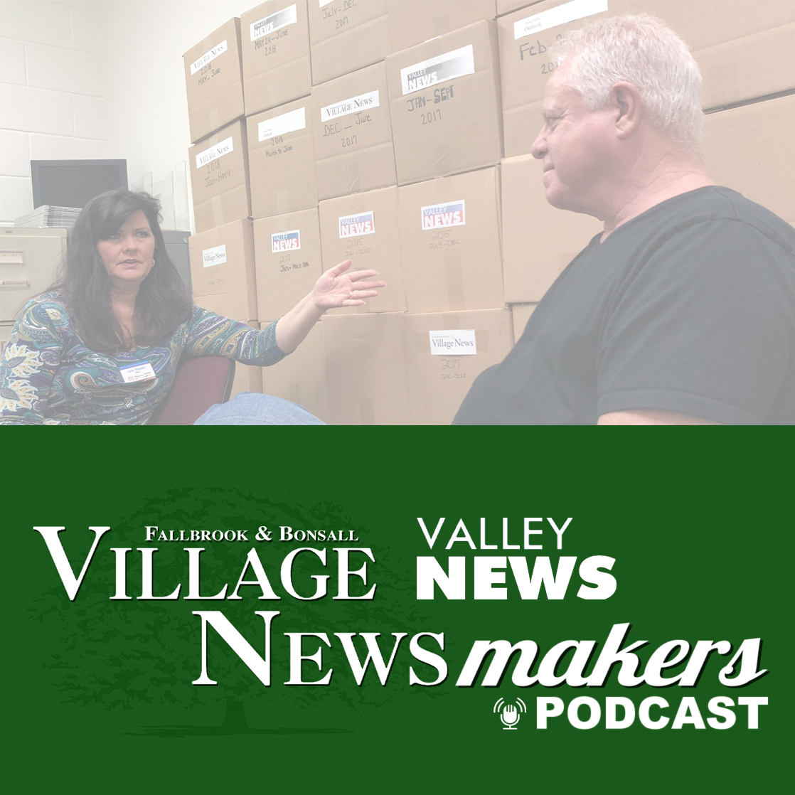 Village/Valley Newsmakers Podcast: Dr. Terry Rondberg