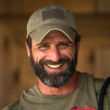 How YOU can Separate Yourself from the Pack - Former Navy SEAL Garrick Fernbaugh
