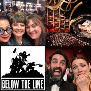 Season 4 - Ep 11 - Below the Line at the Oscars