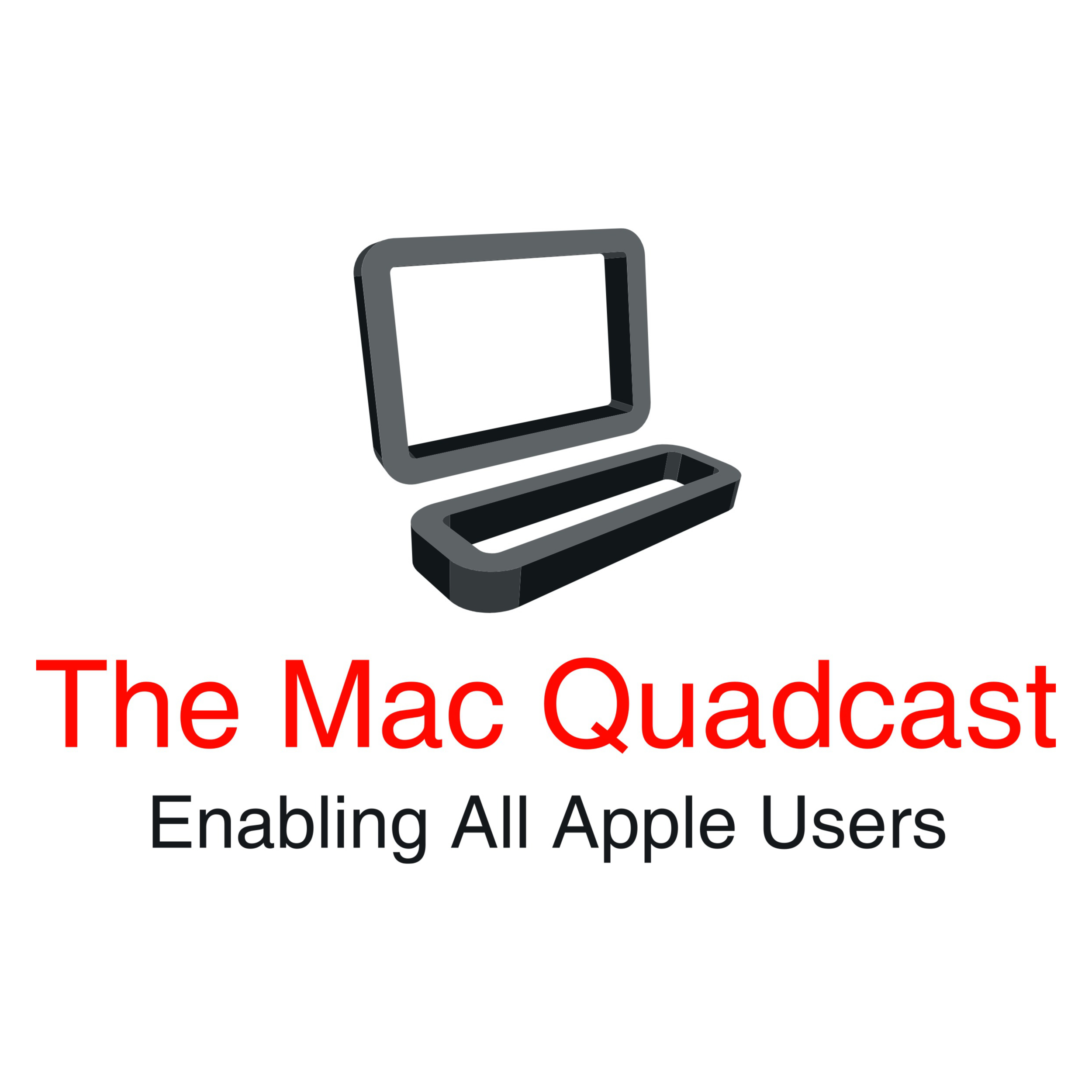 The Mac Quadcast - Ep. 19 (Interview with Jeff Gamet)
