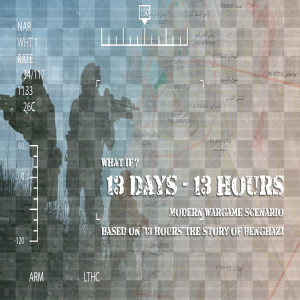 Welcome to Series 4 Episode 1: 13 Days = 13 Hours