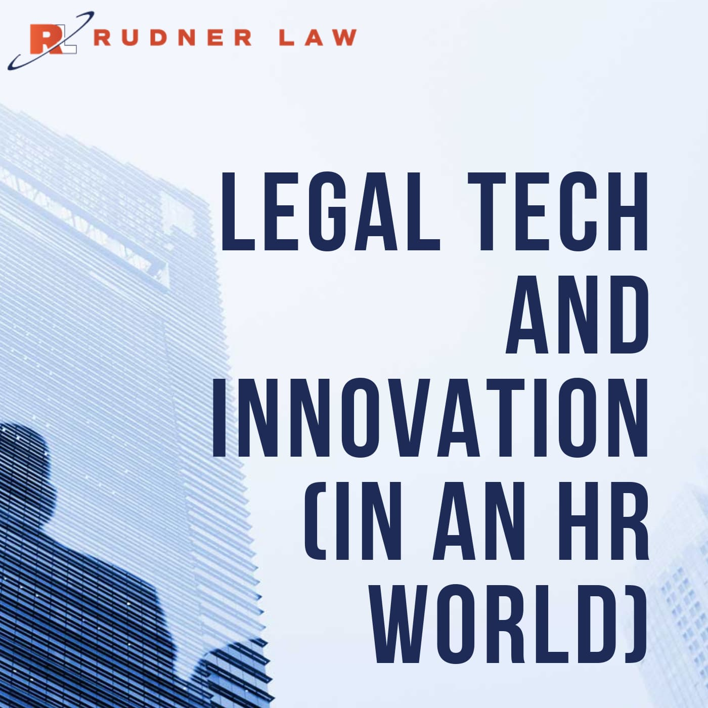 Audio: Fire Away - Legal Tech and Innovation (in an HR World)