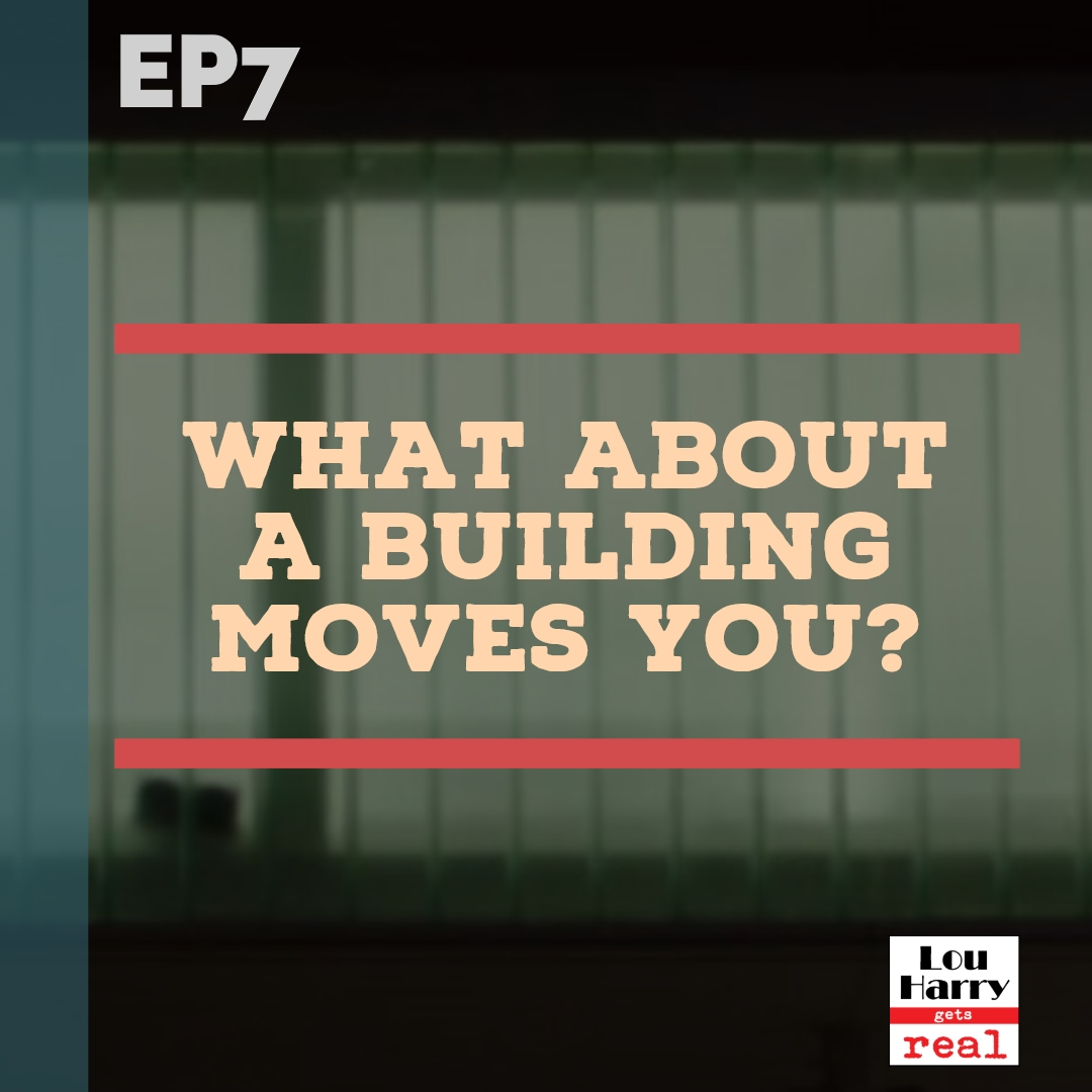 What about a building moves you?