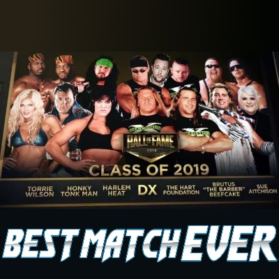 Episode 18: WWE Hall of Fame 2019