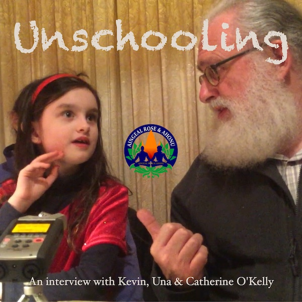 320: Unschooling - Is This The Future Of Education?
