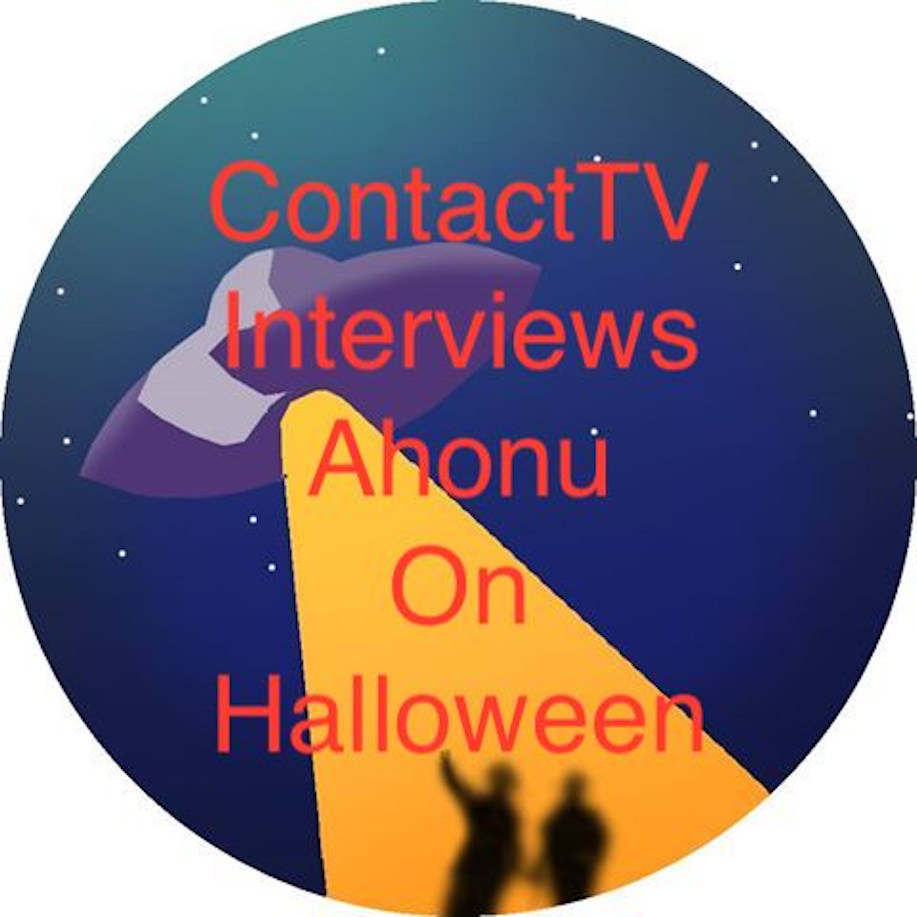 294: ContactTV Interview Ahonu about Halloween