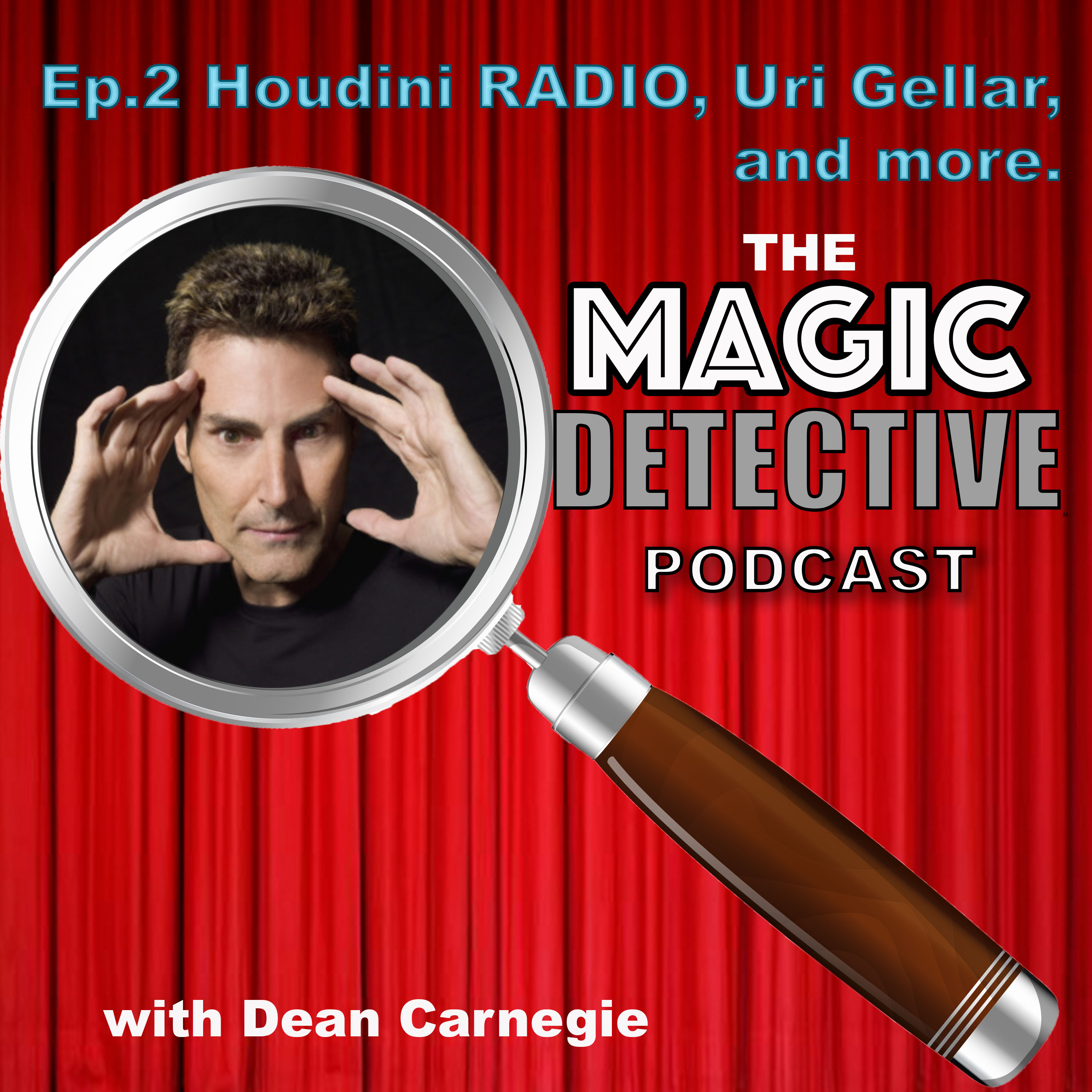 Magic Detective Podcast Episode 2