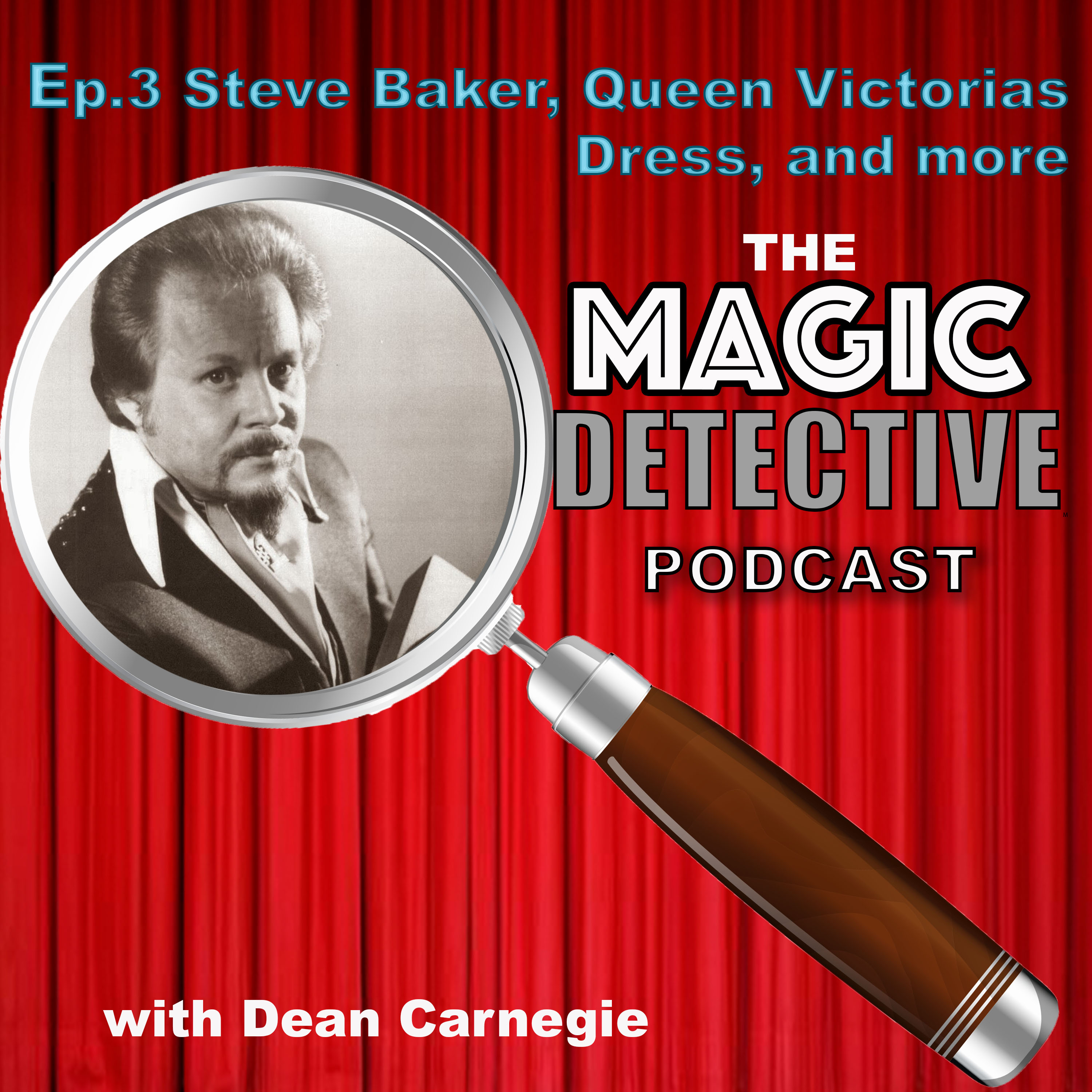Magic Detective Podcast Episode 3