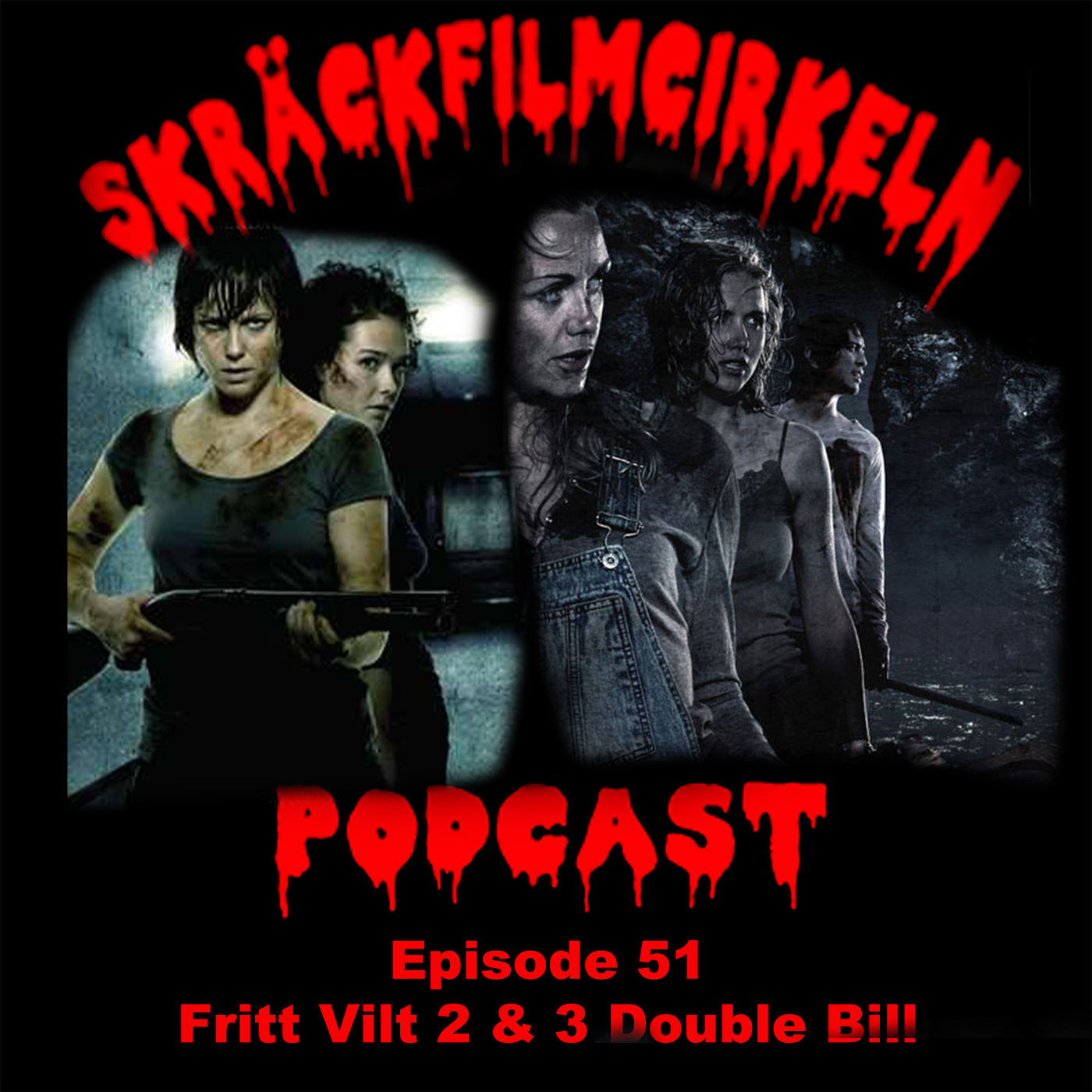 Episode 51 - Fritt Vilt 2 & 3 Double Bill