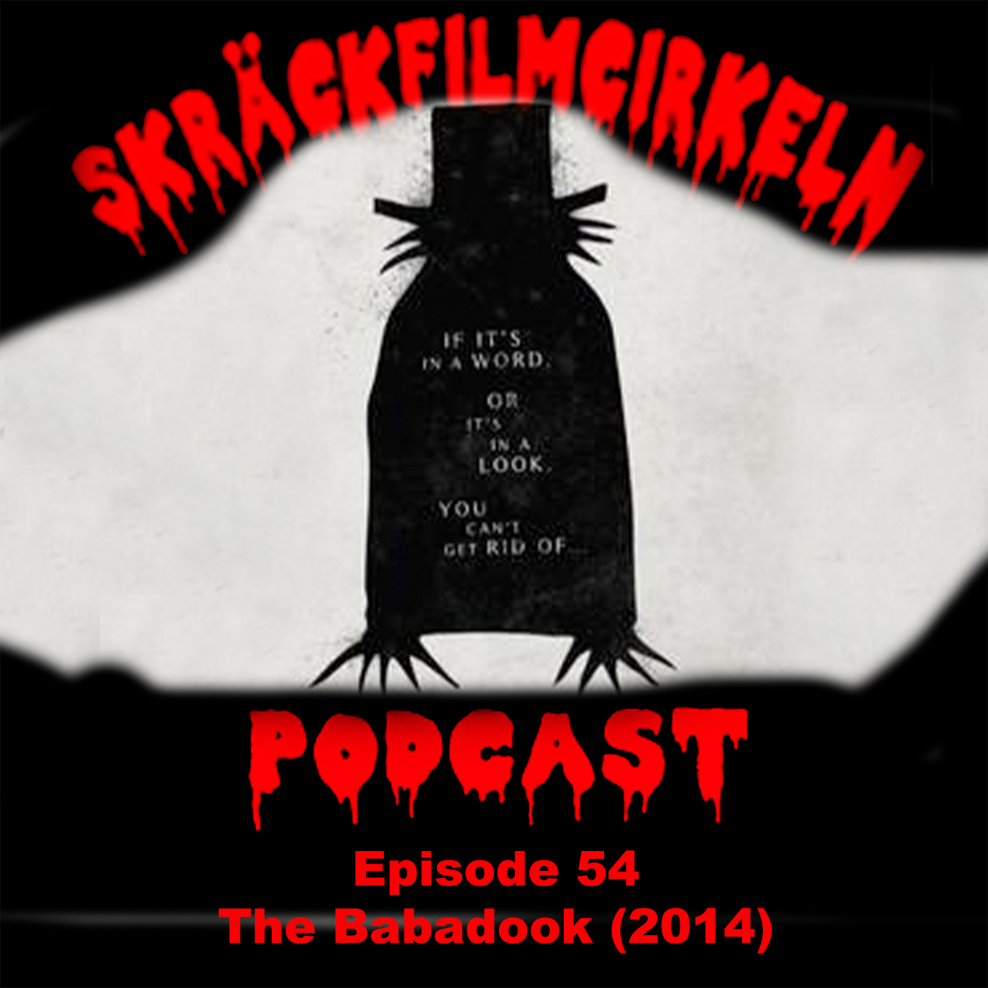 Episode 54 - Hysteri - The Babadook (2014)