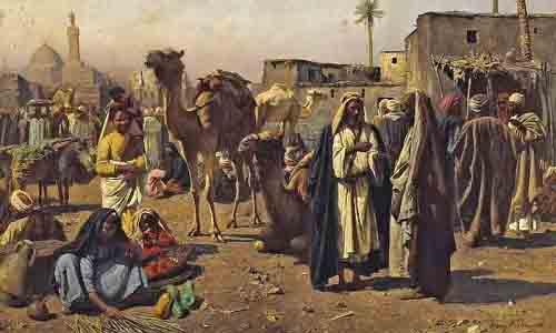 History of Arabs and Islam - part one