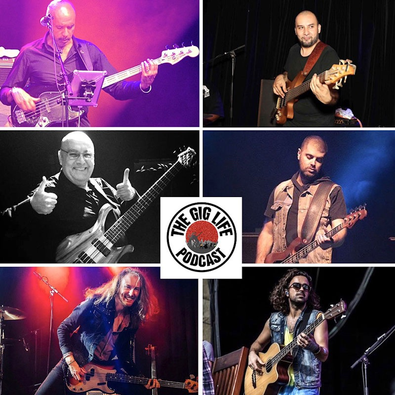 Round Table Podcast.Episode 45 Tglp Bass Players Round Table Part 1 The Gig Life
