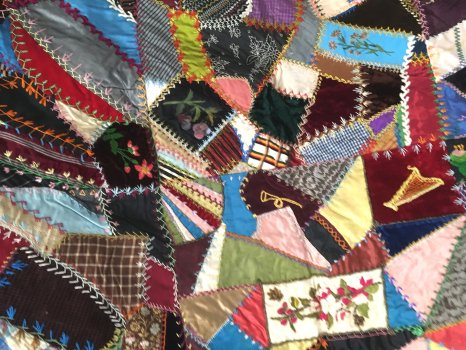 The Joy of Painting…and of Quilting