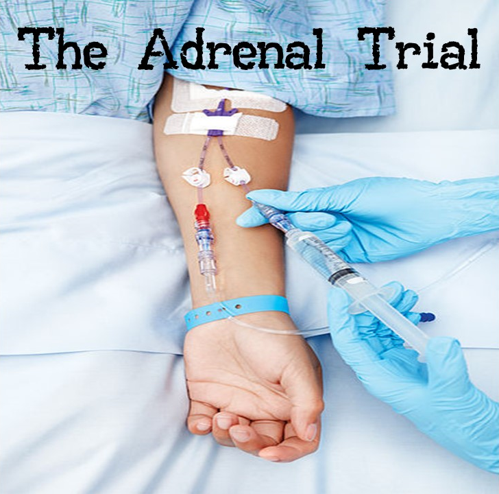 The Adrenal Trial: are steroids in septic shock dead?