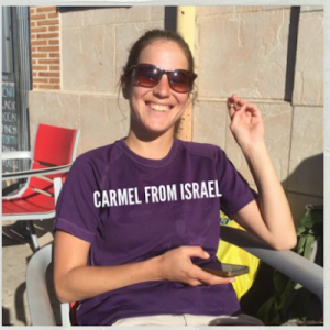 Ep12 - THE CAMINO TALK SHOW | WITH CARMEL FROM ISRAEL