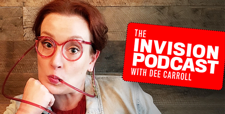 540ca8b9b00 Breaking the Rules With Todd Rogers-INVISION Podcast with Dee Carroll  (S1.E3)