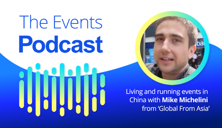 Living and running events in China with Mike Michelini from 'Global From Asia'