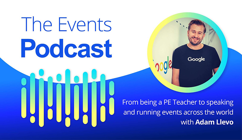 From being a PE Teacher to speaking and running events across the world with Adam Llevo