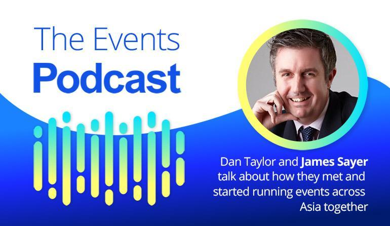 Dan Taylor and James Sayer talk about how they met and started running events across Asia together