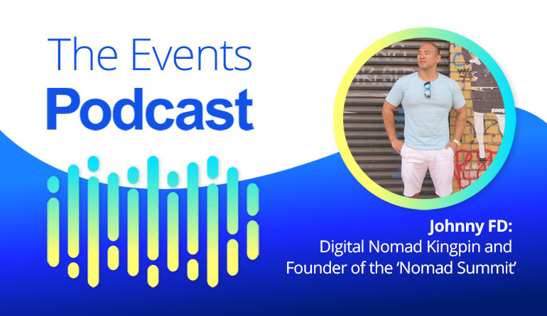 Johnny FD: Digital Nomad Kingpin and Founder of the 'Nomad Summit'