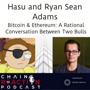 Hasu and Ryan Sean Adams: Bitcoin & Ethereum: A Rational Conversation Between Two Bulls