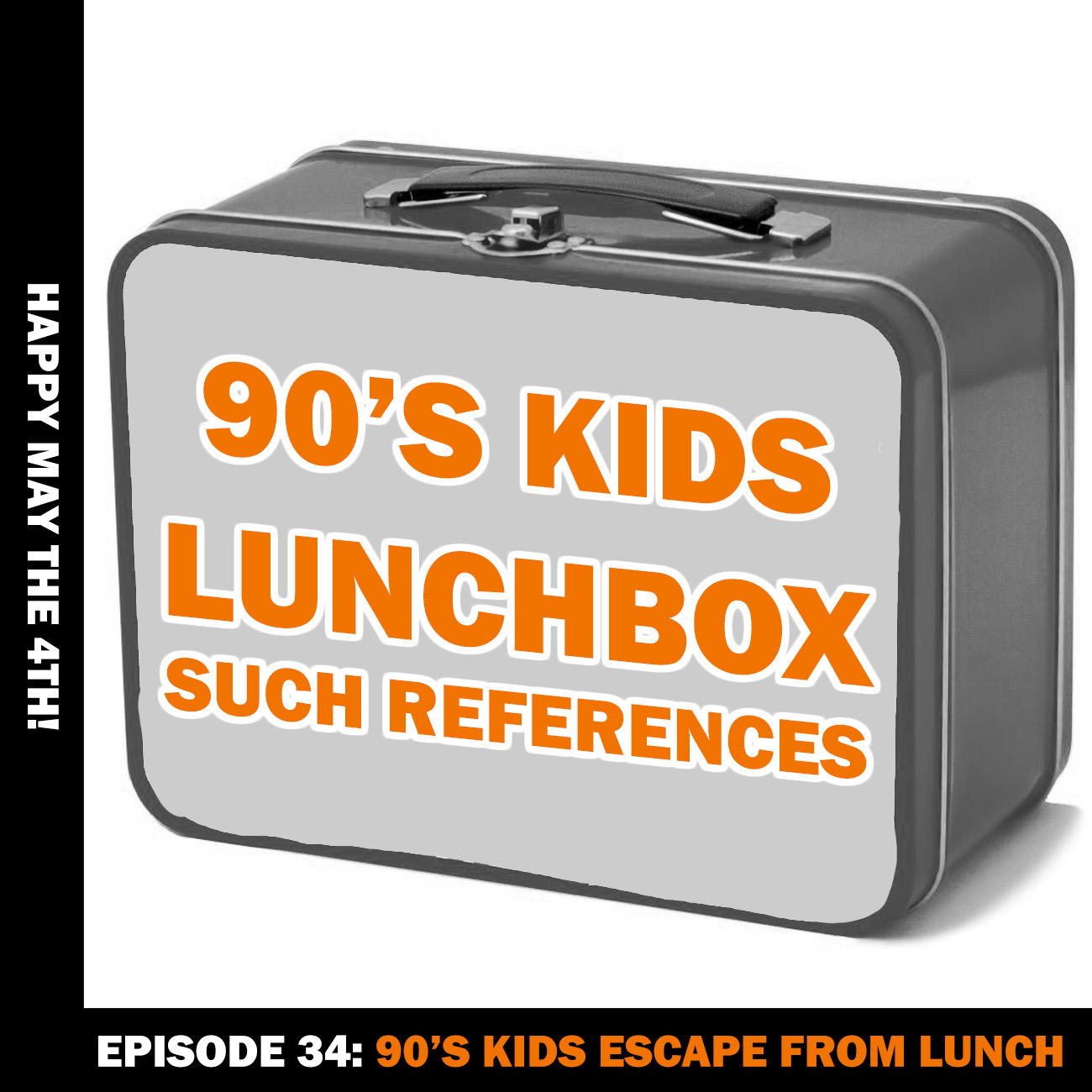 90's kids escape from a lunchbox