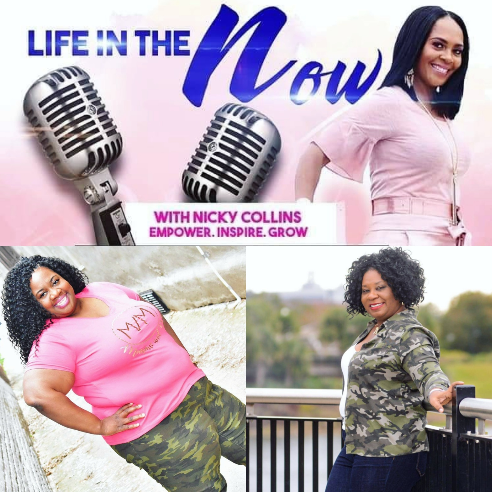 Life In The Now Podcast: The Ruth Project Empowerment Experience