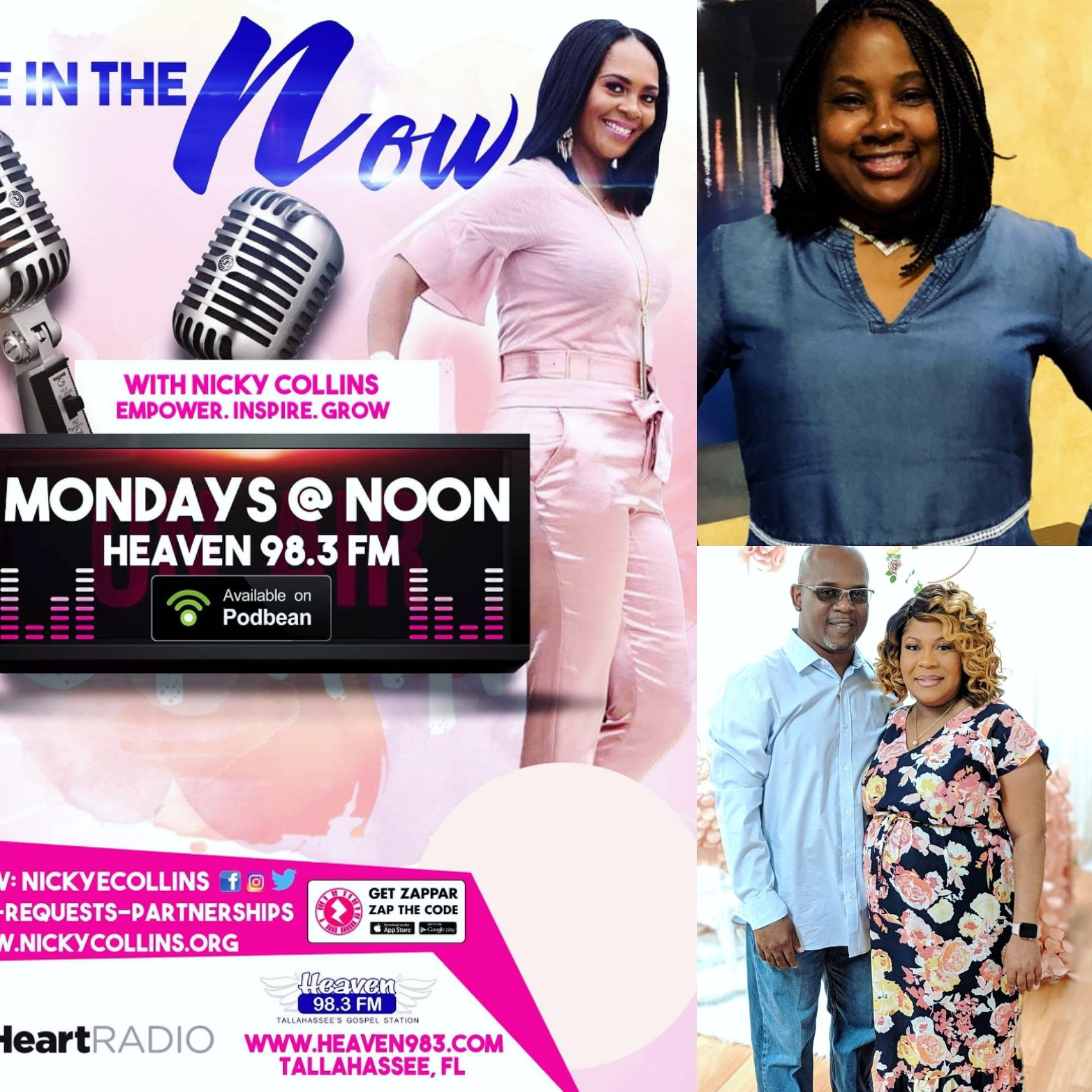Life In The Now Podcast: Mother's Day Edition 2019