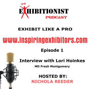 The Exhibitionist Podcast Episode 1 - Featuring Lori Hoinkes                                                                               MD Fresh Montgomery