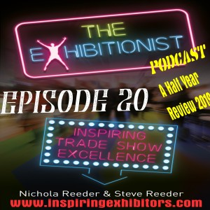 The Exhibitionist Podcast Episode 20 - Nichola gives us a round up of 2019 so far...