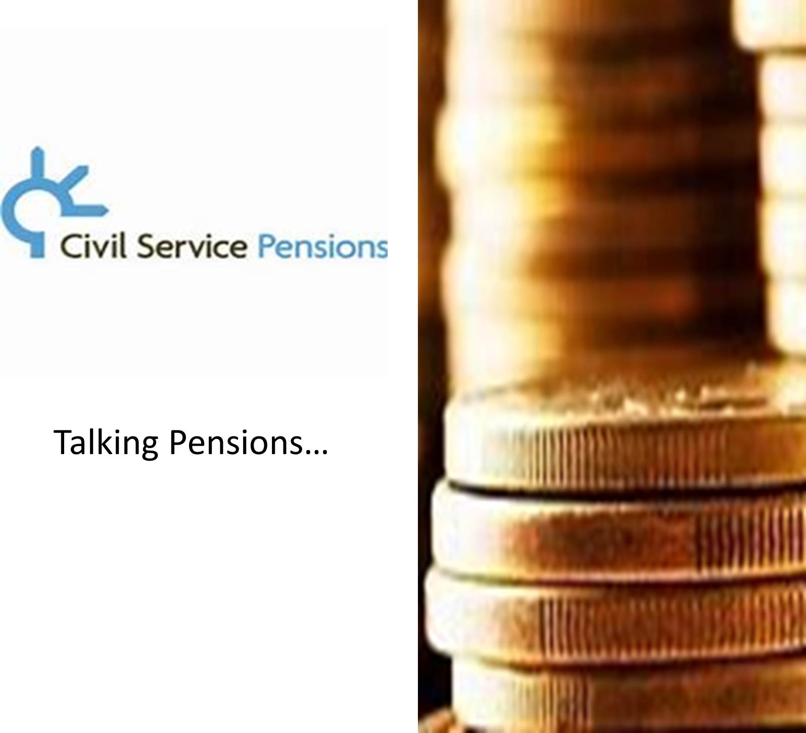 CSPS Talking Pensions - Episode 1: New Joiners