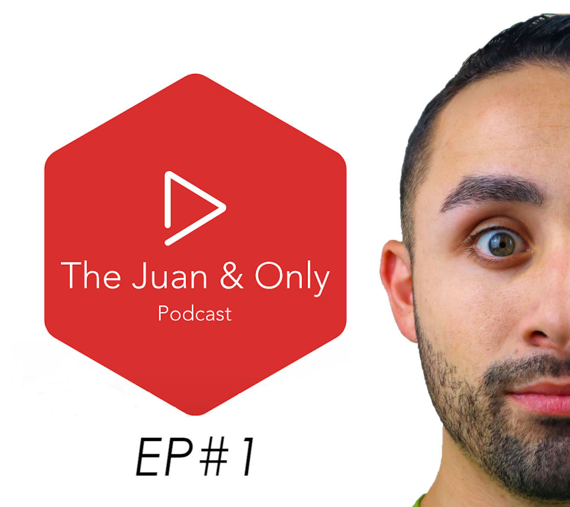 How to Start Ecommerce Business + Lessons Learned, What is a Weeb & MORE | Juan & Only Podcast EP#1