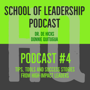 HQ School of Leadership   Episode 4   Avoiding Triangulation and other Communication Skills