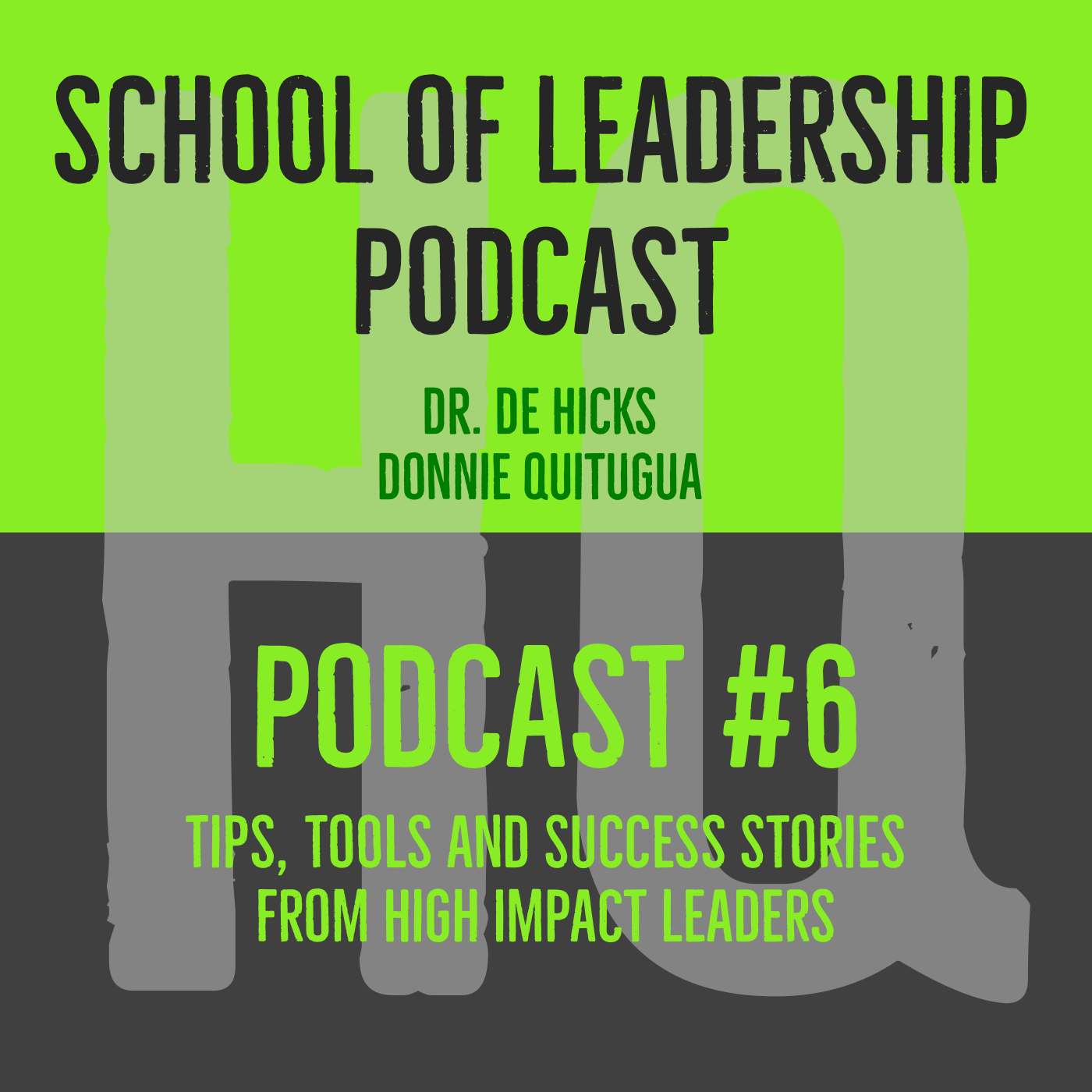 HQ School of Leadership   Episode 6  Dr. De Hicks talks about creating an Intentional Culture at Work