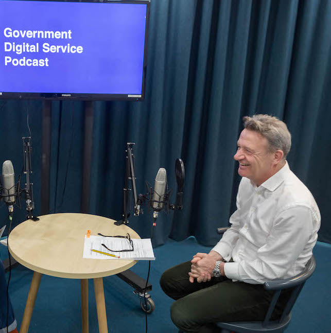 Government Digital Service Podcast