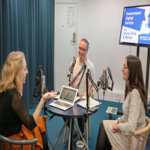 Government Digital Service Podcast #15: Accessibility