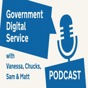 Government Digital Service Podcast #24:Celebrating Black Excellence in Tech