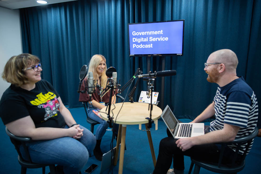 Government Digital Service Podcast Episode #3 - an interview with the GDS Women's Network