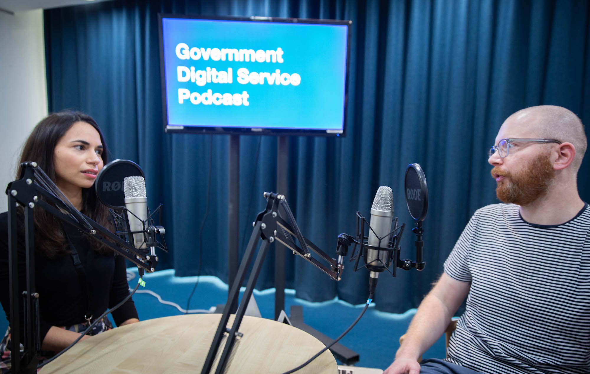 Government Digital Service Podcast Episode #4 - a review of 2018