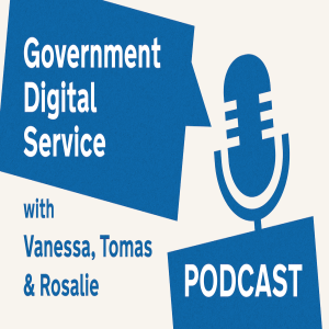Government Digital Service Podcast #23: The Data Standards Authority