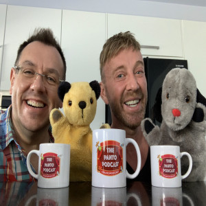 Ep 80 - Richard Cadell (with Sooty and Sweep)