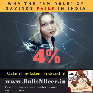 BnB-E2: Why the 4% rule fails in India