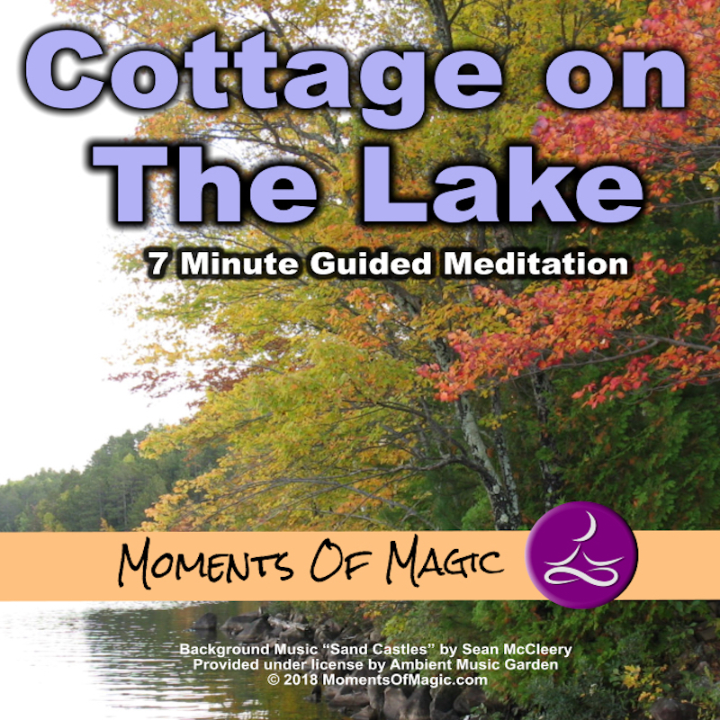 Cottage on the Lake - Relaxing Nap Meditation
