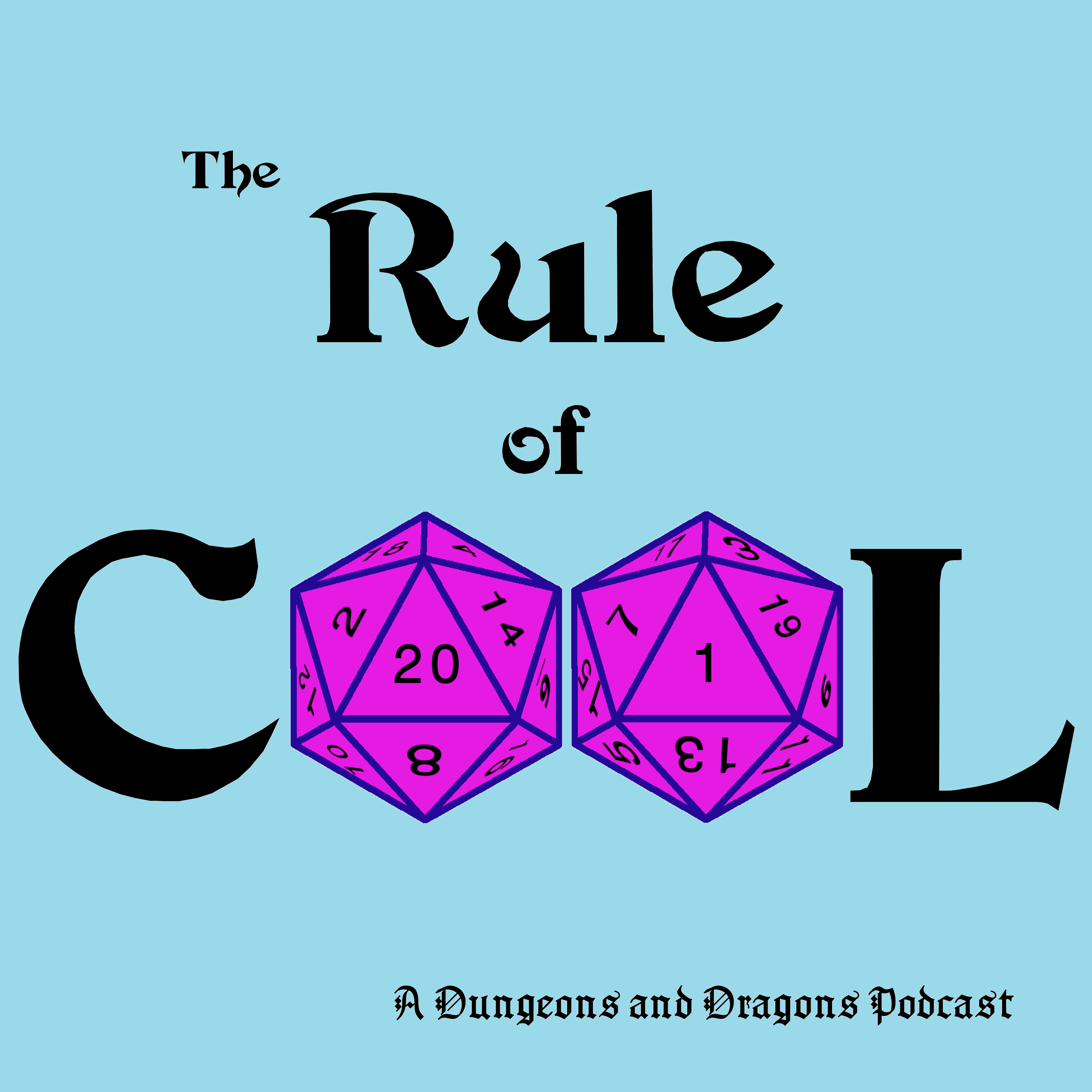 The Rule Of Cool Podcast Ep 19 - Trust Falls At The Temple Of Dawl