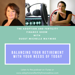 Balancing Your Retirement With Your Needs Of Today