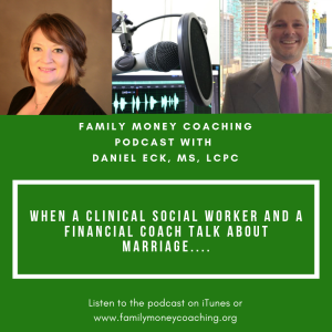 What do a Clinical Social Worker and a Financial Coach say about marriage, money, and fertility?